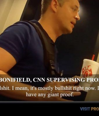 John Bonifield a producer of CNN