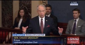 Grassley slams Schumer for lying