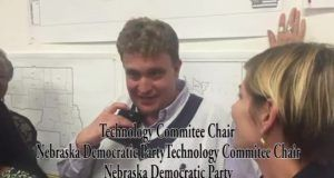 Nebraska Demcoratic Party Tech Committee Chair