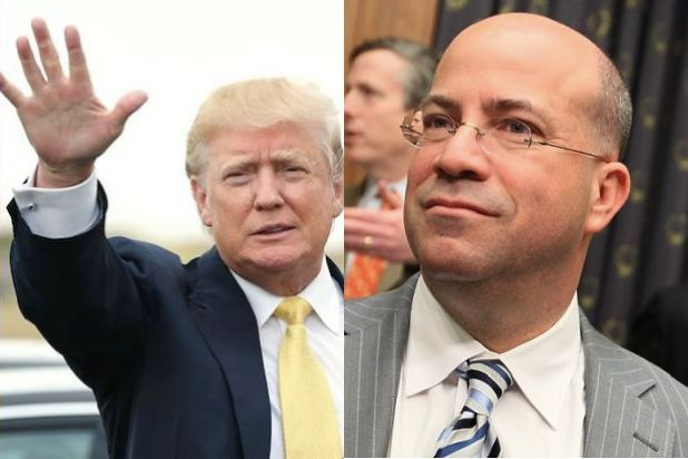 Trump celebrates 3 CNN employees quitting over fake news