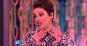 alyssa milano meltdown
