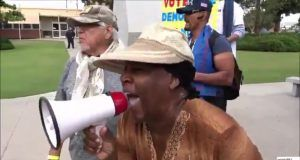 trump supporter bashes maxine waters