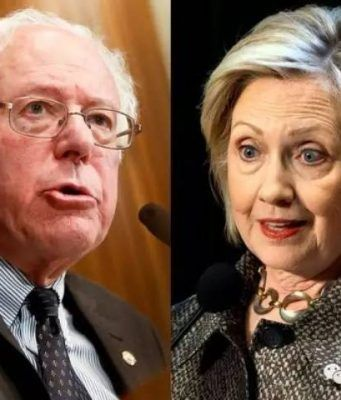 Bernie Sanders and Hillary Clinton DNC colllusion