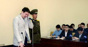 Otto Warmbier detained in North Korea