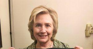 Hillary Clinton hits Rock Bottom