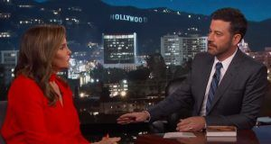 caitlyn jenner on jimmy kimmel