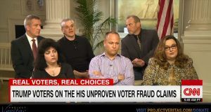 cnn editing out eyewitness voter fraud testmony