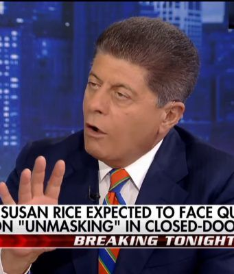 judge napolitano amerians deserve to hear rice testimony on unmasking