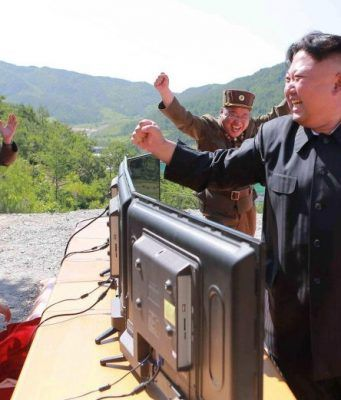 mentally retarded kindergartner Kim Jung-Un