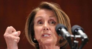 nutty nancy pelosi can't remember who the president is