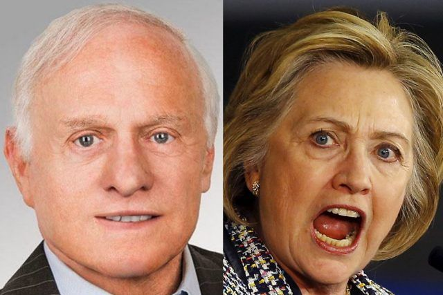 peter w. smith and hillary clinton