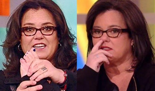 rosie o'donell is a nasty woman