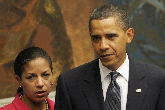 susan rice and barack obama unmasking