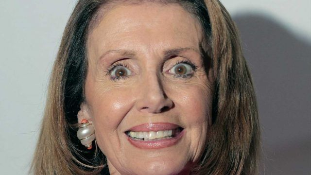 Insane Nancy Pelosi