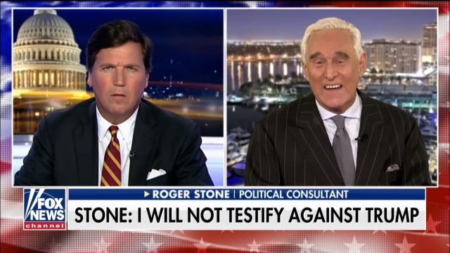 roger stone first interview since fbi raid