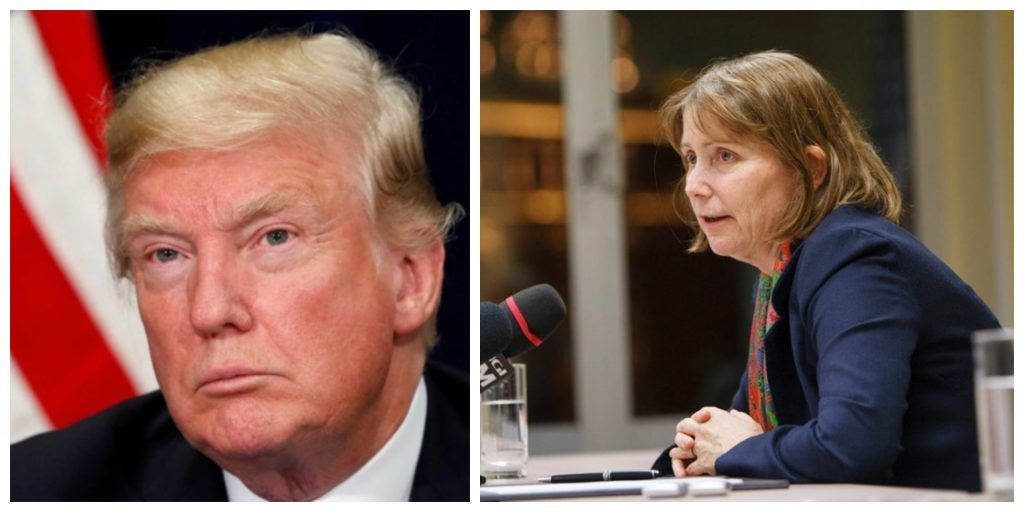 Deep State-How Does Anti-Trump Obama and Hillary Donor Get Nominated To Ambassadorship in a Trump Administration?