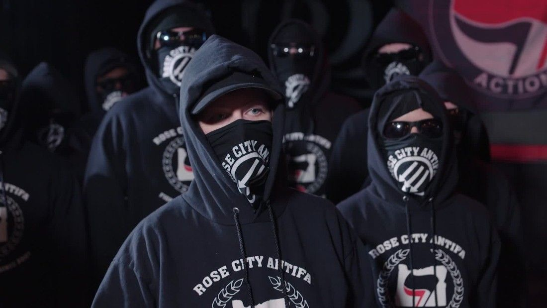 Portland Considers Anti-Face Mask Law As A Response To The Growing Antifa Violence