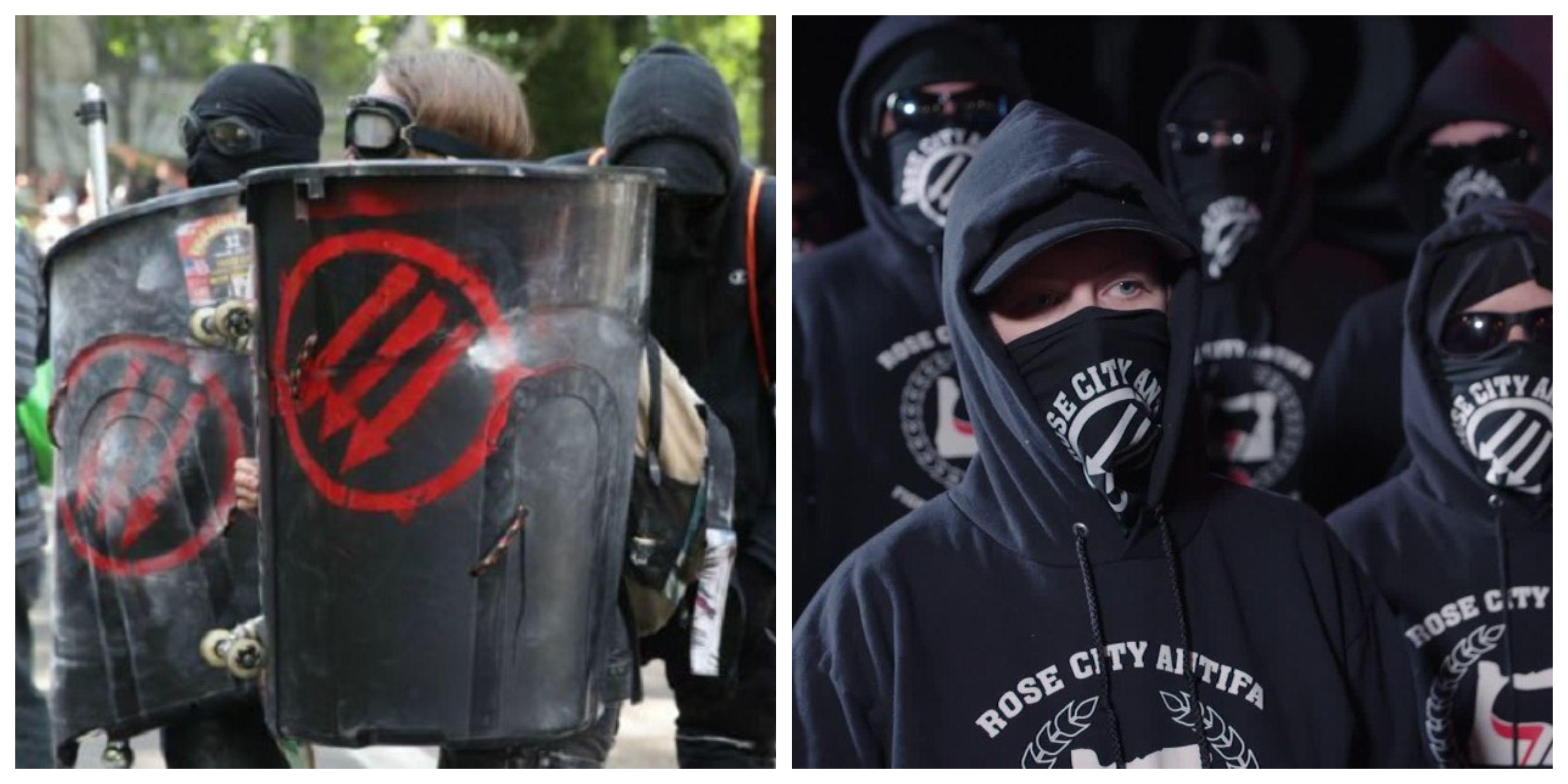 Republican Senators Introduce Bill To Recognize Antifa As Terrorists