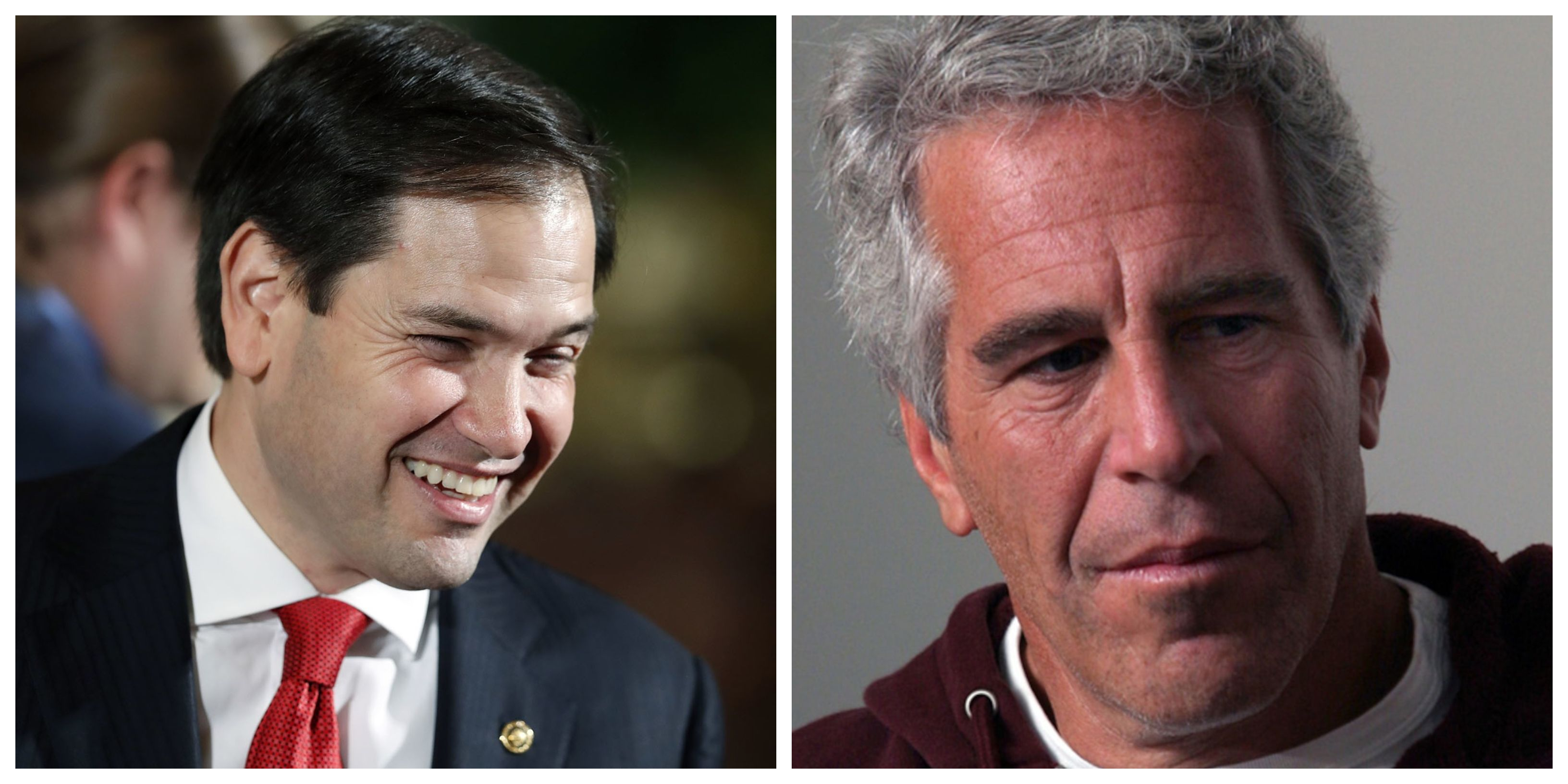 Marco Rubio Blames 'Russian Bots' For Spreading Epstein 'Conspiracies'