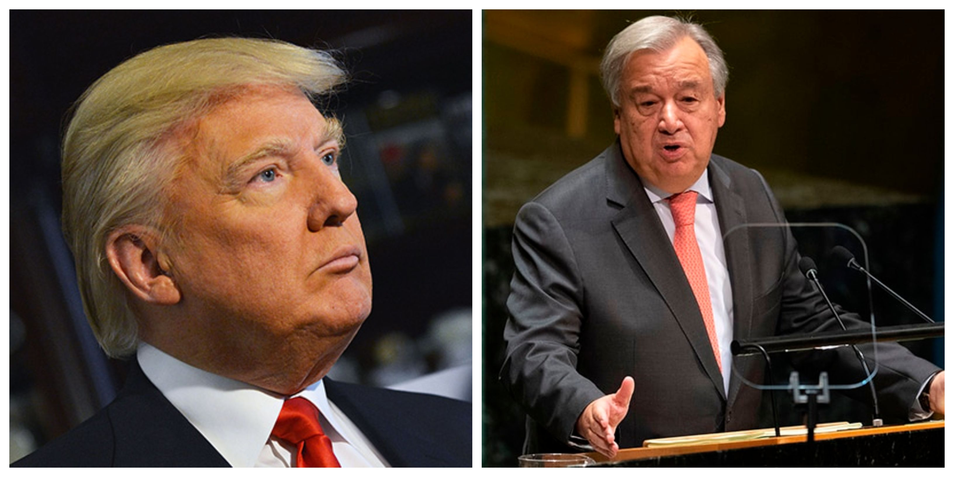 President Trump Replied After Antonio Guterres Said That UN May Run Out of Money by End of October