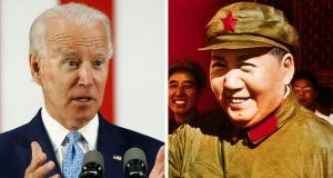 Biden quotes Mao Zedong