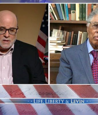 mark levine & thomas sowell