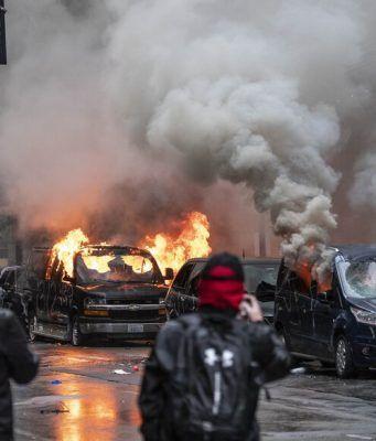 seattle antifa, blm vandalism may 30, 2020