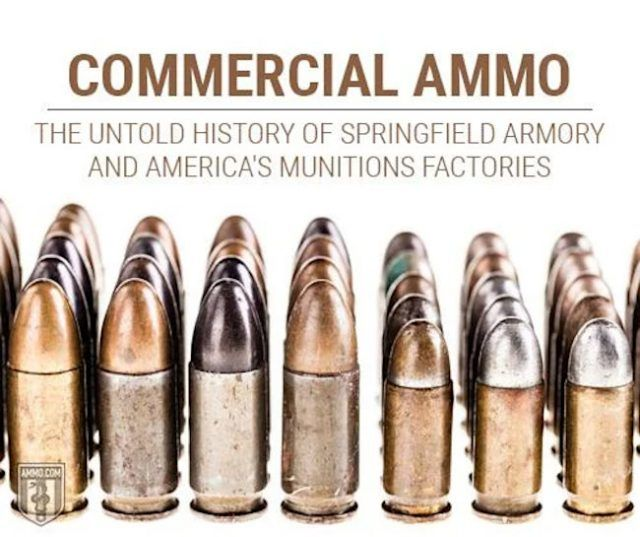 commercial ammo springfield armory