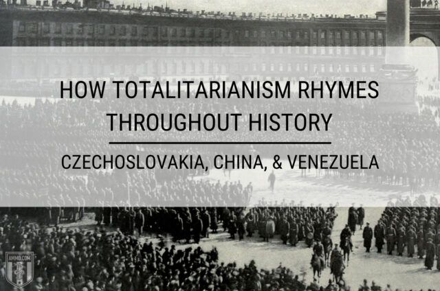totalitarianism in history